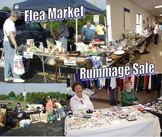 Picture of the Flea Market