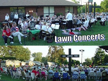 Picture of Lawn Concert